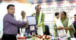 """ইপসা'র প্রধান নির্বাহী মোঃ আরিফুর রহমানকে """"বাংলাদেশ এনজিও ফাউন্ডেশন সম্মাননা"""" প্রদান"""