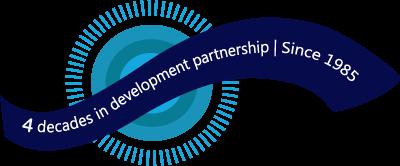 3 decades in development partnership, since 1985