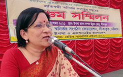 Country Director of Actionaid Bangladesh, Ms. Farah Kabir