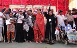 Oath taking ceremony of DPO members