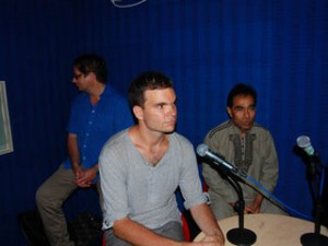 DS team gave interview to Radio Sagor Giri FM