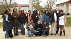 YPSA official participated in the International Visitor Leadership Program on HIV/AIDS Education and Prevention in the USA