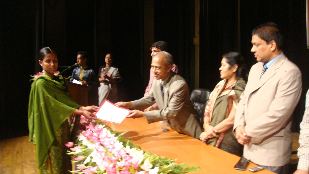 Certificate giving ceremony on ToT on Life Skill Education training held