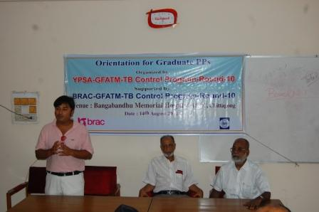Orientation for graduate doctor at USTC