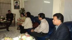 CTFK team met with Chittagong City Mayor