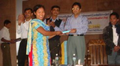ComBaCD Prize Distribution
