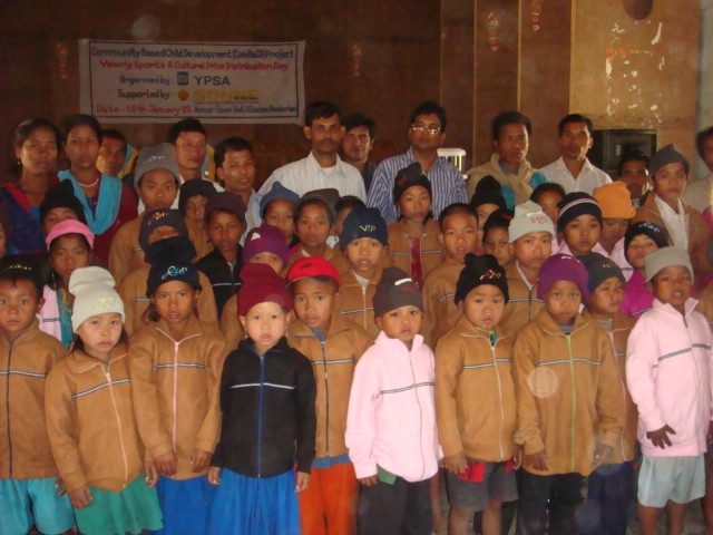 ComBaCD Winter Dress distribution