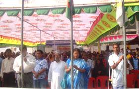 launching ceremony