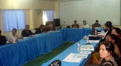 Event Workshop at Rangamati