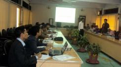 Event workshop at Feni