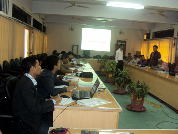 Event workshop at Feni