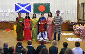 Diwali at Keiss School - Broadening Religious Tolerance