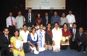 2nd Global Xchange Volunteers team