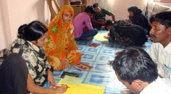Group work in Life Skill Training
