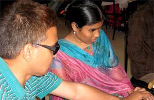 ICT training at YPSA IRCD lab