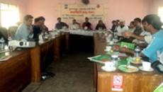 Meeting in Khagrachari