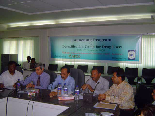 Launching Program