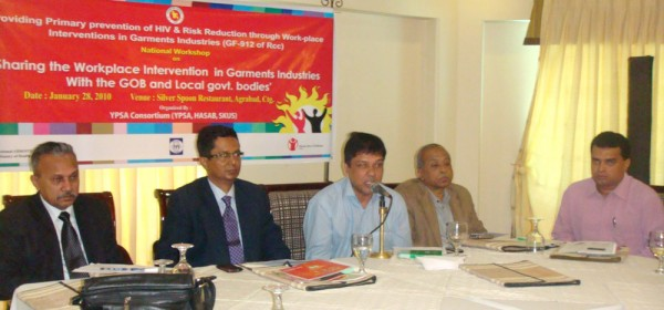 Mr. Nasir Uddin Chowdhury,BGMEA Ist Vice-President