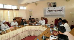 Orientation program on Actions to Combat Trafficking-in Persons ACT Program at Coxsbazar