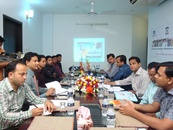 Participants of Employers Meeting at Cox'sbazar