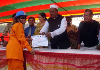 A.B.M Mohiuddin Chowdhury, Mayor, Chittagong City Corporation
