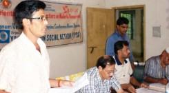 Orientation program for village doctors in Rangunia