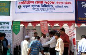 Jamuna Bank Stall
