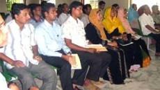meeting on reproductive health at Shitakund