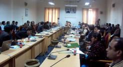 Sharing session National workshop at Chittagong