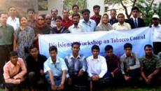 Workshop on Tobacco control