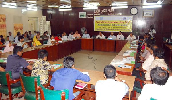 UNIC and YPSA meeting