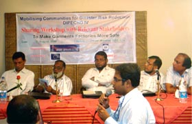 workshop with BGMEA