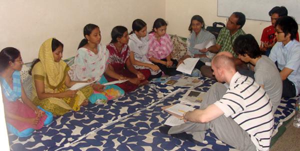 Knowledge sharing meeting