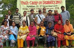 Youth participants