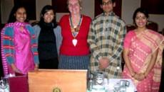 Fundraising for street children