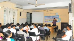 orientation for graduate PP at Maa, Shishu O General Hospital