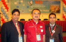 Melaka Chief Minister Datuk Seri Mohd Ali Rustam