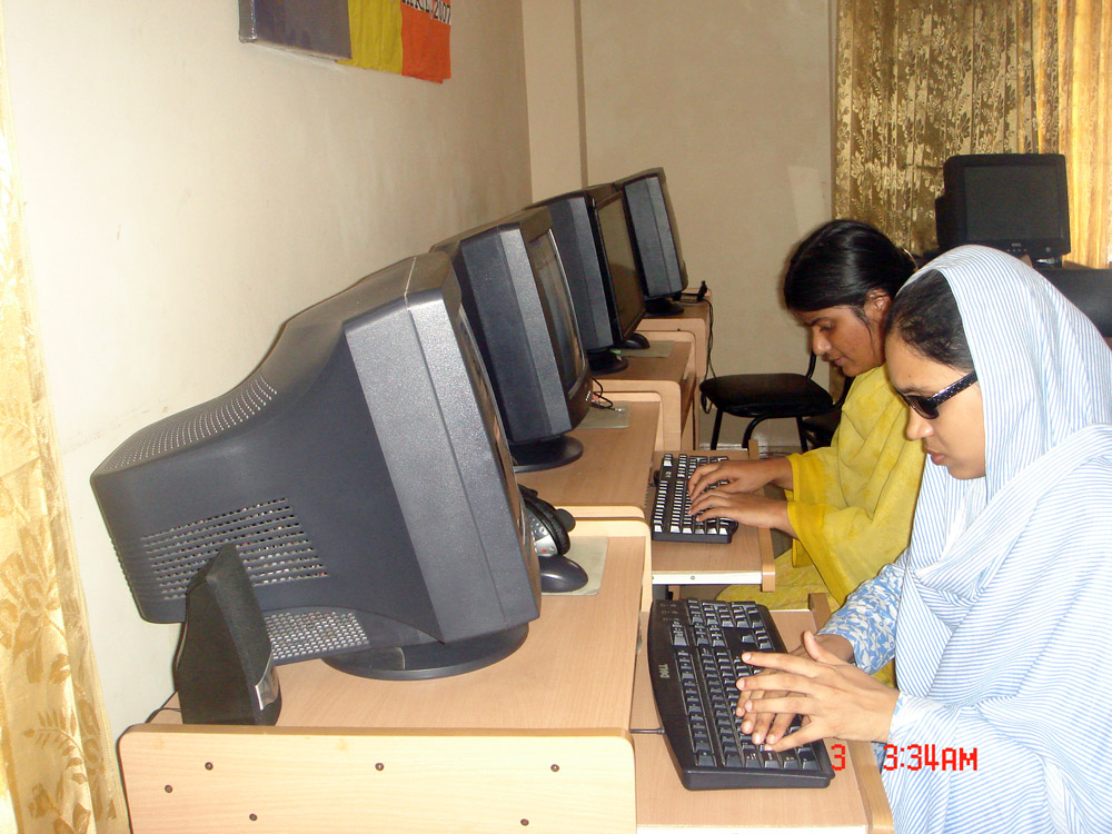 3rd Batch computer trainee