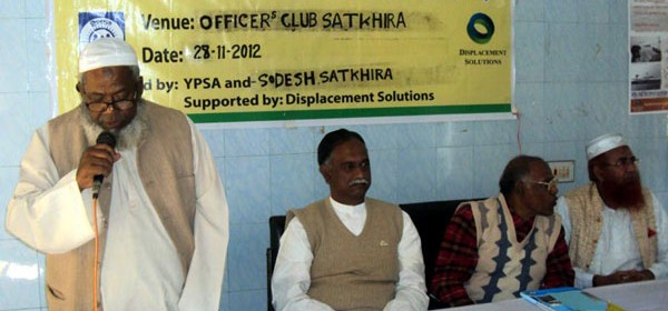 Advocacy Meeting in Satkhira
