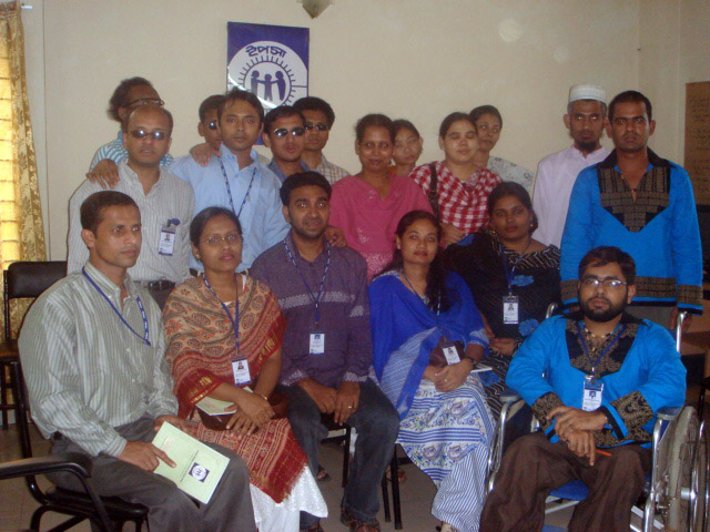 All Trainee Professional with Disability (TPD) Trainee