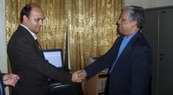 Dr. Fakruddin Ahmed-Cheif-Advisor visit IRCD