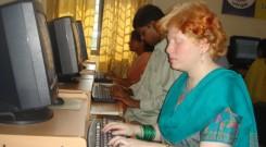 Computer trainee