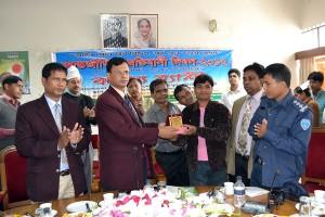 YPSA observed International Migrants Day 2012