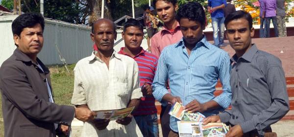 YPSA campaign