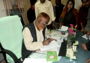 Mr. Md. Abu Taher, Mayor of Laxmipur Municipality has approved and signed the Smoke free guideline for Laxmipur municipality