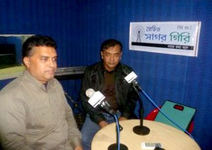 DGM of PKSF interview to Radio Sagorgiri FM 99.2