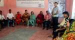 Training workshop at Shanta Niloy Shelter Home organized by YPSA