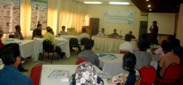 YPSA organized a Critical Engagement Meeting