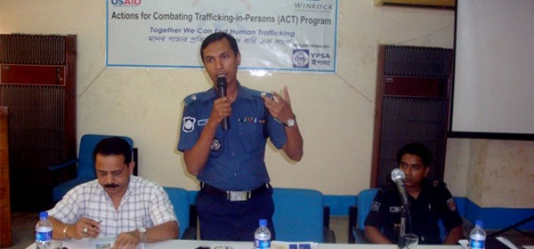 Additional Police Supper of Cox'sbazar District Mr. Babul Akhter was present as chief guest in the meeting