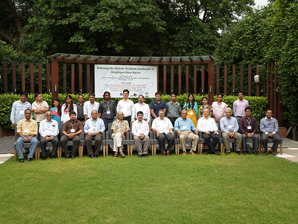 YPSA participants in a Group photo